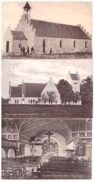 Nazarethkirken i Ryslinge